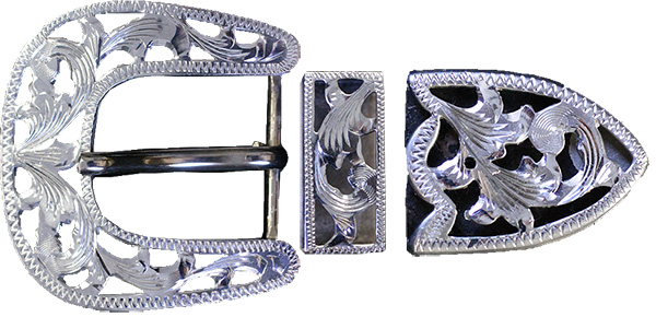 3-Pc Buckle Sets