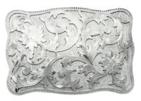 1007 REPOUSSE'  WESTERN BUCKLE
