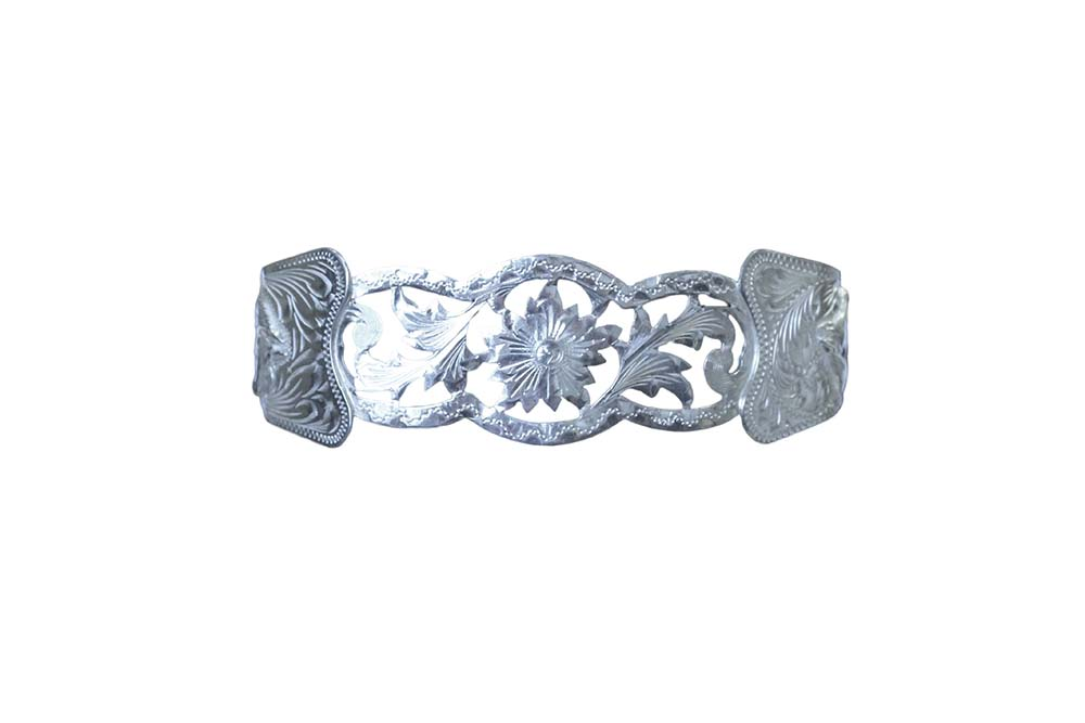1001 STERLING SILVER FILIGREE BRACELET