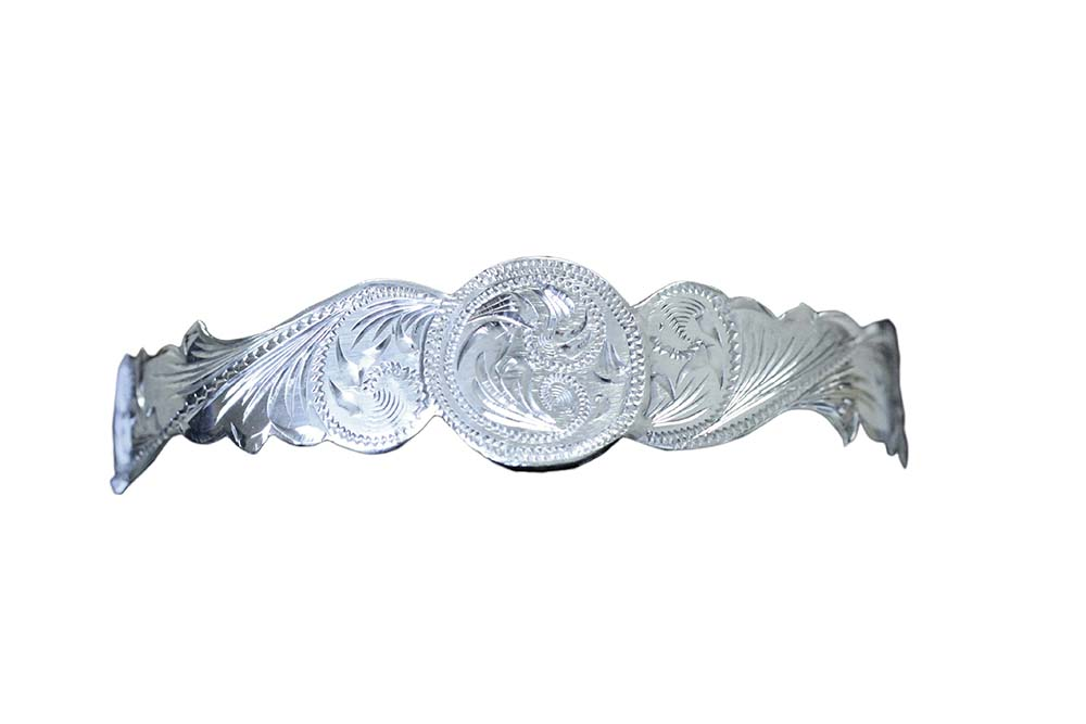 1007 DELICATELY ENGRAVED BRACELET
