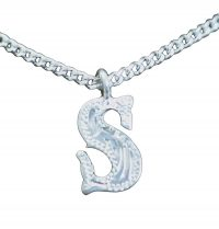 1004 INITIAL NECKLACE
