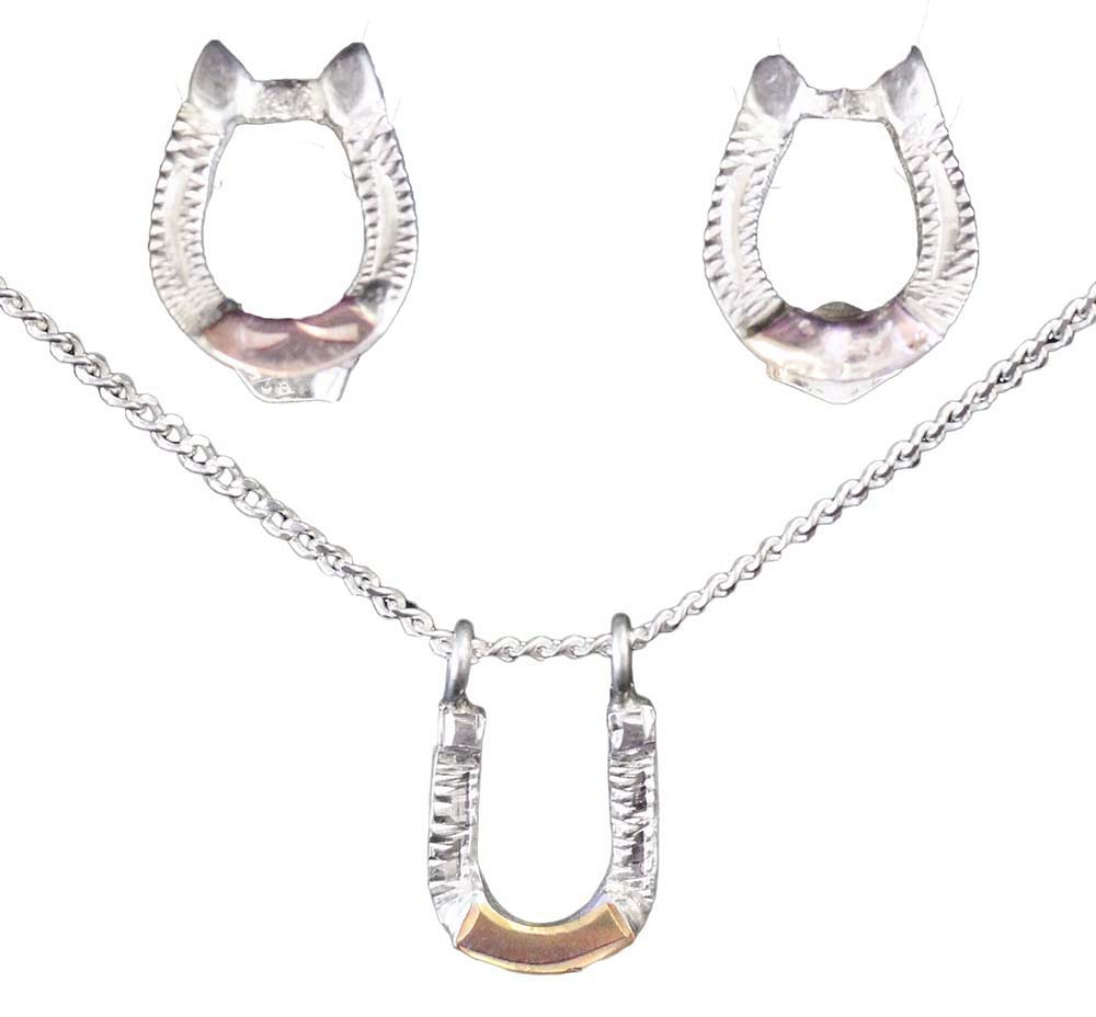 1042 - HORSESHOE SET