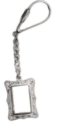 1001 - PICTURE FRAME KEY CHAIN