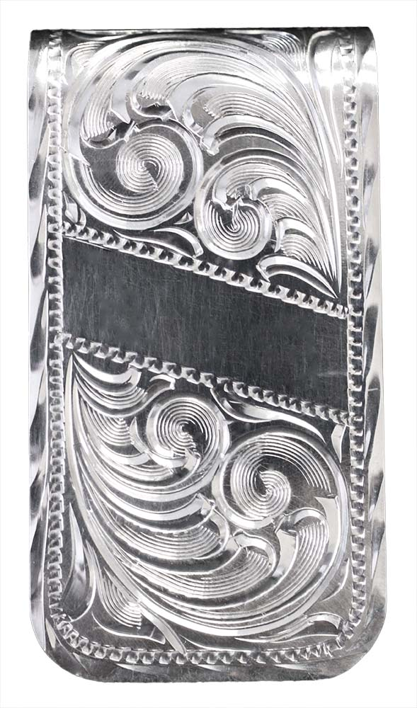 1007 - ENGRAVED MONEY CLIP