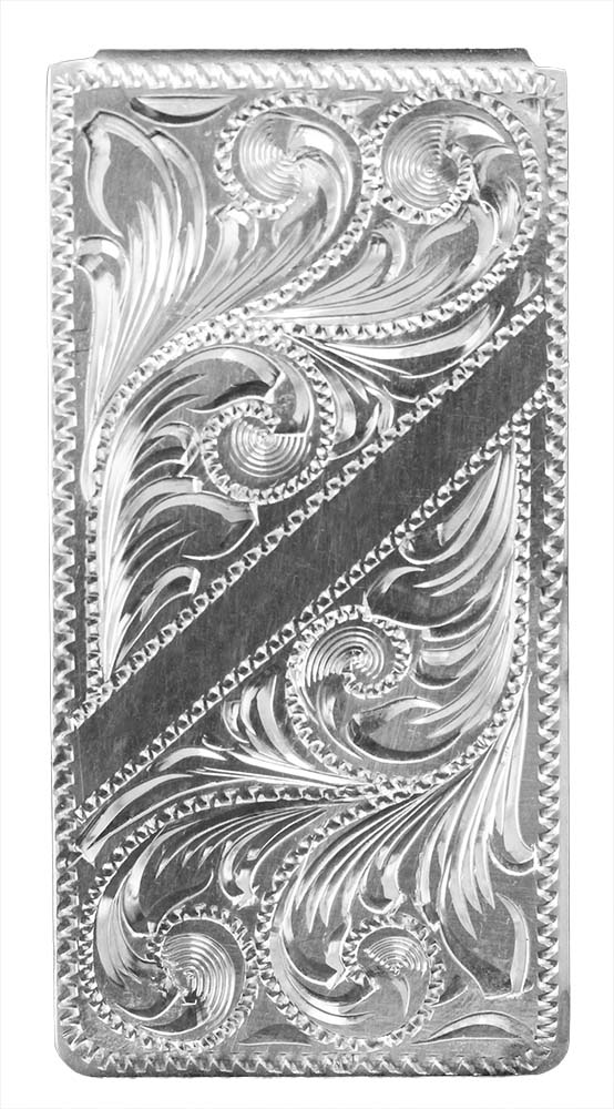 1008 - ENGRAVED MONEY CLIP
